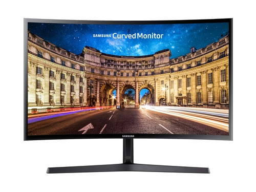 "MONITOR SAMSUNG LED 24"" LC24F396FHUXEN"