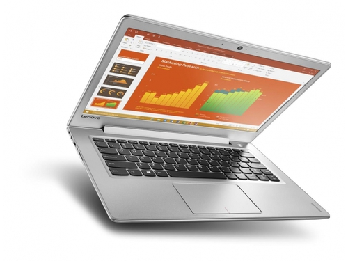 "Laptop Lenovo IdeaPad 510S-14IKB 80UV0089PB Core i5-7200U 14,0"" 8GB SSD 256GB Win10 + Głośniki Dell AX210CR + Mysz N30A"
