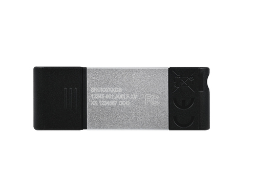 KINGSTON FLASH 32GB USB-C 3.2 Gen 1 DT80/32GB
