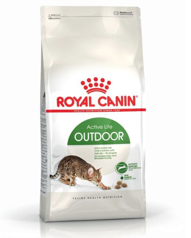 #ROYAL CANIN Cat Food Outdoor 30 Dry Mix 10kg