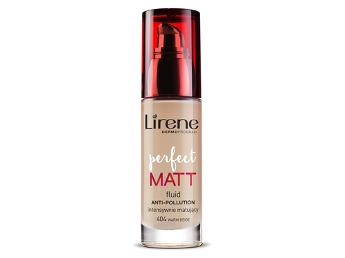 Fluid LIRENE Perfect Matt matujący 404 - 10E06654-01-01