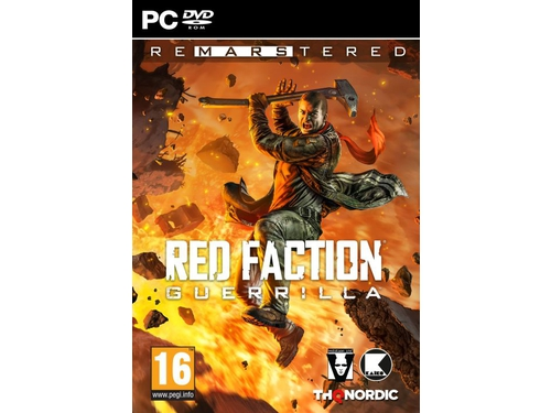 Gra PC Red Faction Guerrilla Re-Mars-tered - wersja cyfrowa