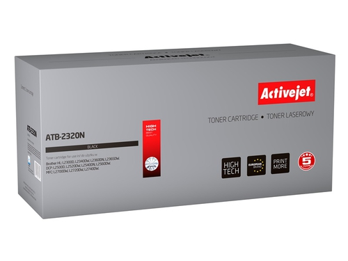 Toner Activejet ATB-2320N zamiennik Brother TN-2320 Supreme czarny