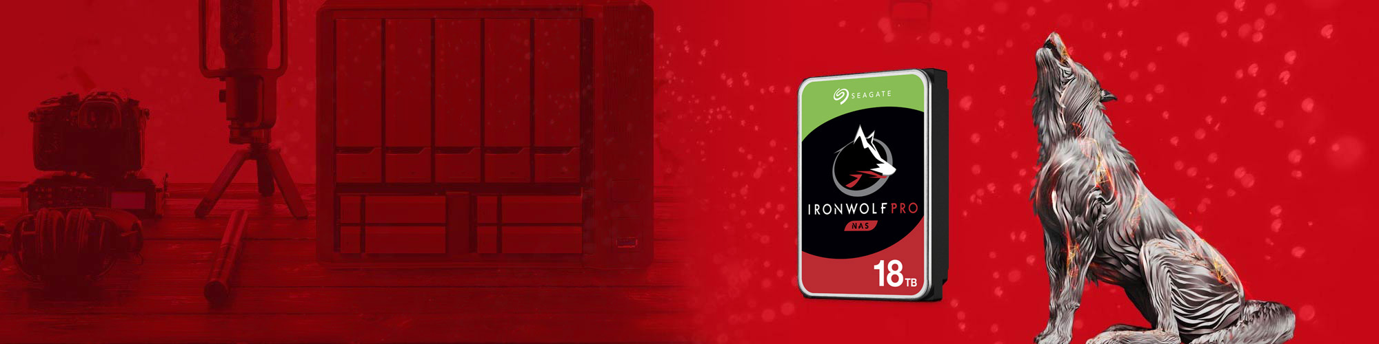 #HDD Seagate IronWolf 6TB ST6000VN001