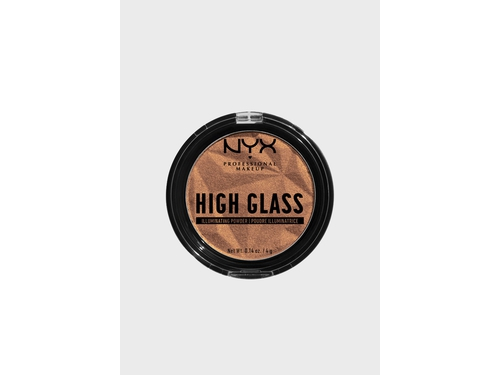 NYX HIGH GLASS ILLUMINATING POWDER GOLD