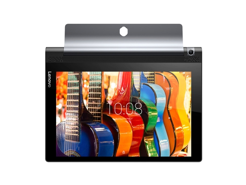 "Tablet Lenovo Yoga TAB 3 ZA0H0065PL 10,1"" 16GB GPS WiFi Bluetooth kolor czarny Slate Black"