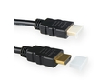 Kabel z ethernetem 4World 08609 HDMI M HDMI M 20m