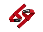 Paski THORN FIT do ciężarów LIFTING STRAPS RED