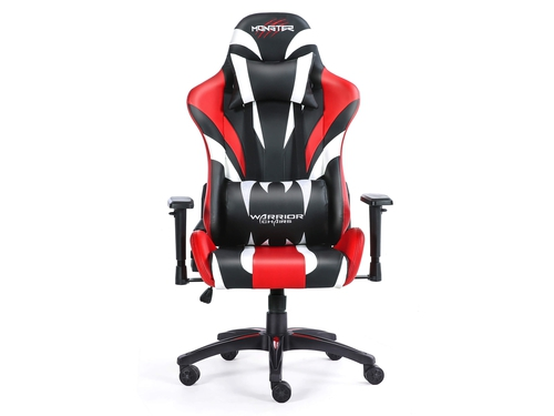 Fotele gamingowe WARRIOR CHAIRS Monster 5903293761069