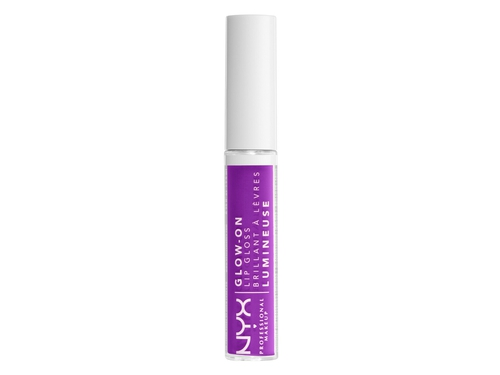 NYX GLOW-ON LIP GLOSS-LILAC VIBES