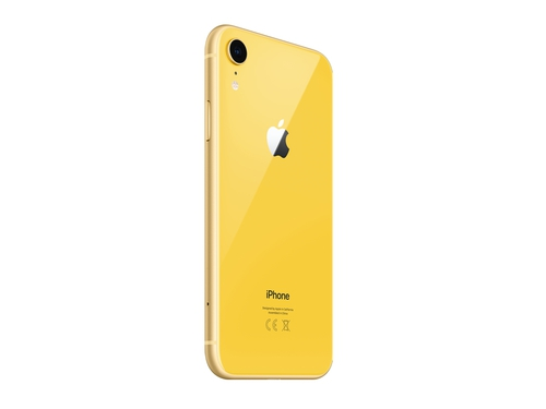 Apple iPhone XR 64GB Yellow - MRY72SE/A