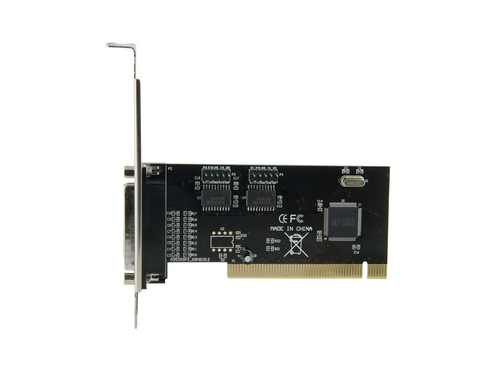KONTROLER PCI SERIAL x2 + PORT RÓWNOLEGŁY PARALLEL - 04609
