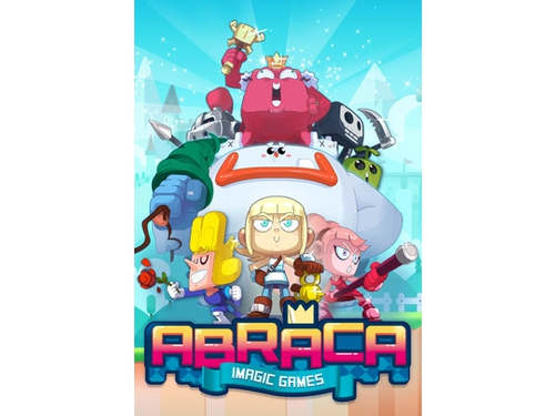 ABRACA – Imagic Games - K00919