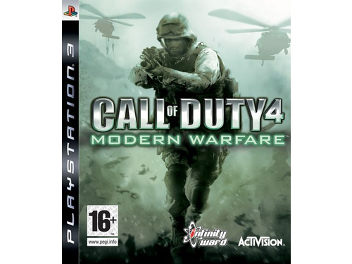 Gra PS3 Call of Duty: Modern Warfare