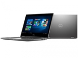 "Laptop DELL Inspiron 13 5368-3188 i7-6500U/13,3""FHD/8GB/SSD256GB/HD520/Win10 Srebrny. + Plecak Dell Essential Backpack 15.6"""