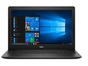 "Laptop Dell Inspiron 3581 3581-4916_256 Core i3-7020U 15,6"" 4GB SSD 256GB Intel HD 620 Win10"