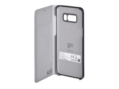 Etui SAMSUNG Led View Cover Silver Galaxy S8+ EF-NG955PSEGWW