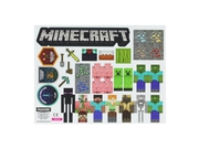 PP MINECRAFT BUILD A LEVEL MAGNETS - PP6734MCF