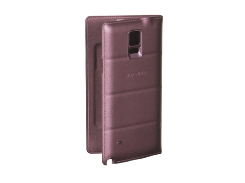 Flip Wallet for Note 4 Electric Plum - EF-WN910BREGWW