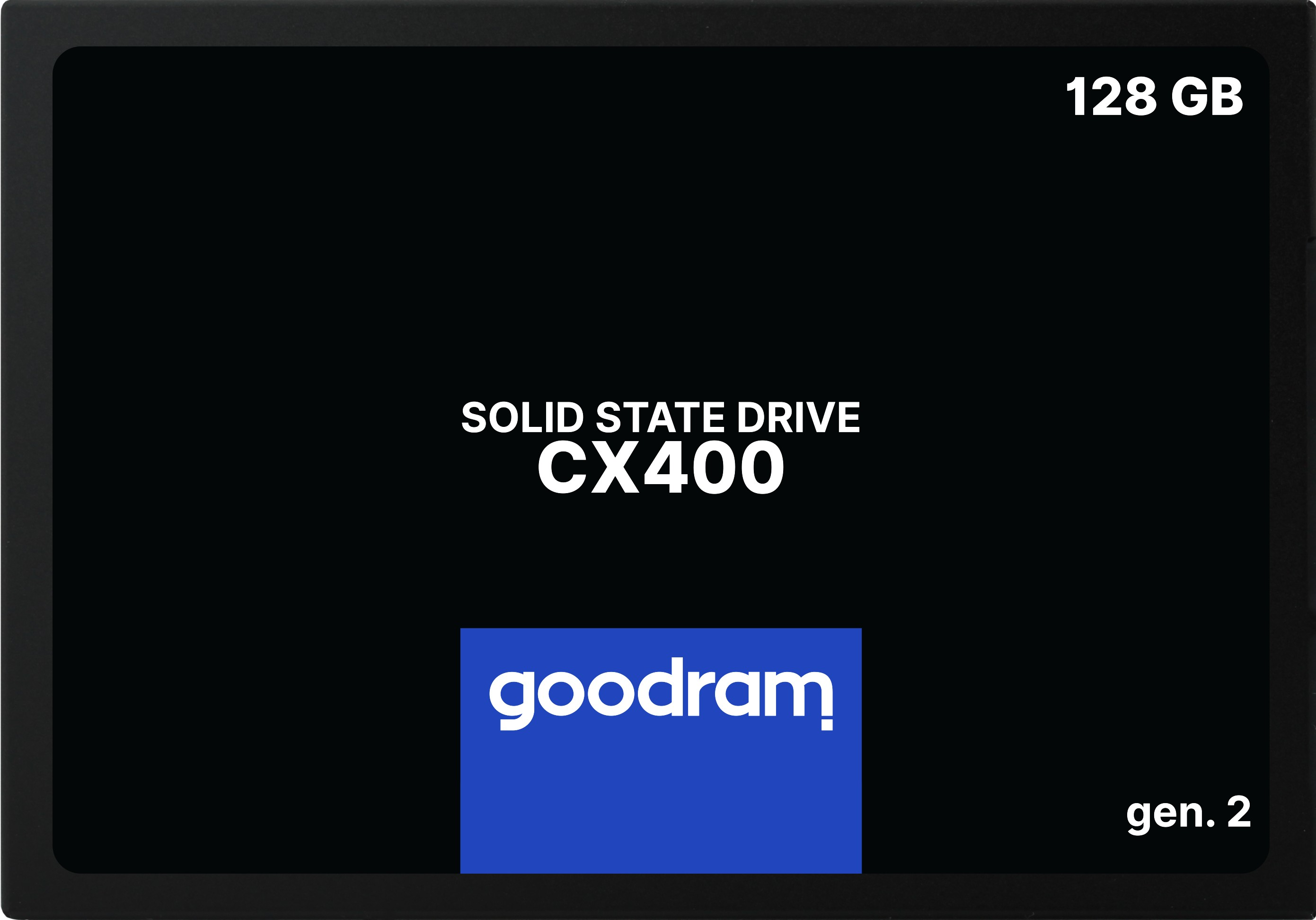 #SSD GOODRAM CX400 128GB gen. 2