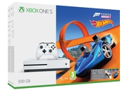 Zestaw konsola Xbox One S HDD 500GB + Forza Horizon 3 + Hot Wheels