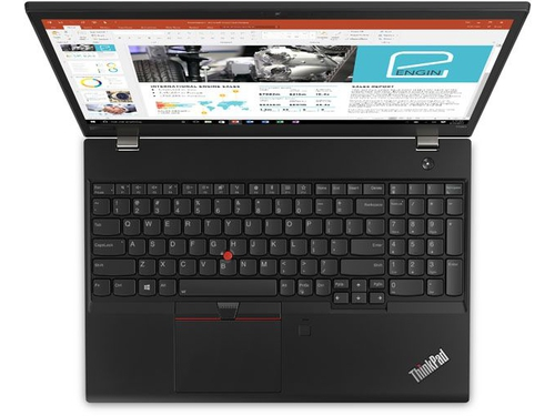 "Laptop Lenovo ThinkPad T580 20L90020PB Core i5-8250U 15,6"" 8GB SSD 256GB Intel® UHD Graphics 620 Win10Pro"