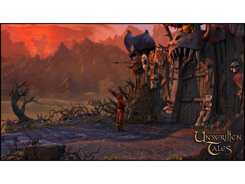 The Book of Unwritten Tales Digital Deluxe Edition - K00331
