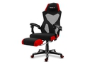 Fotel gamingowy HZ-Combat 3.0 Red