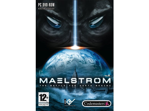Gra PC Maelstrom: The Battle for Earth Begins wersja cyfrowa