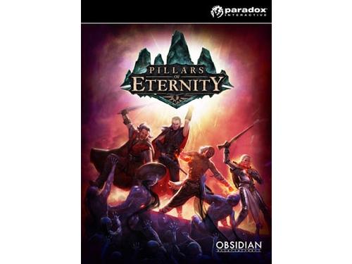 Pillars of Eternity - wersja cyfrowa Hero Edition - K00530