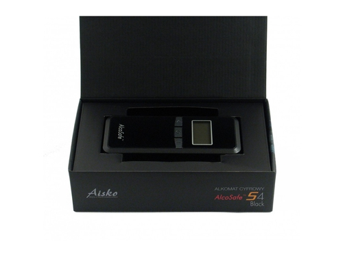 Alkomat Kardio-Test Medical ALCOSAFES4BLACK
