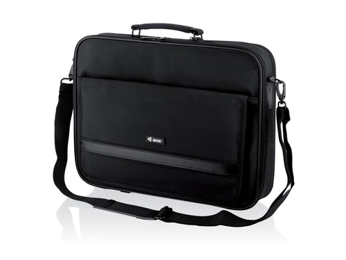 "Torba do laptopa 15,6"" IBOX NB10 15,6"" ITNB10 kolor czarny"