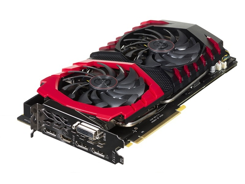 Karta graficzna MSI GeForce GTX1070 GTX 1070 GAMING X 8G 8GB GDDR5 256-bit