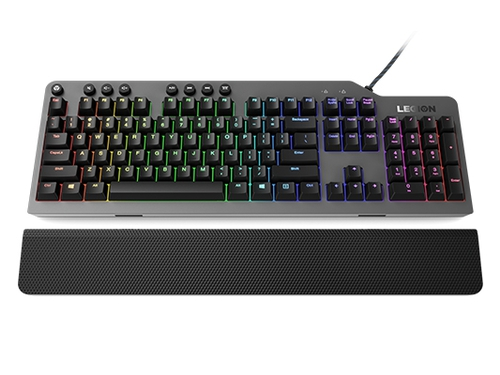 Lenovo Legion K500 RGB Mechanical Gaming Keyboard ( US English ) GY40T26478