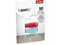 Pendrive EMTEC USB 2.0 ECMMD16GM752P3WP01