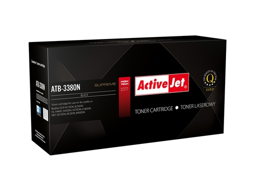 Toner Activejet ATB-3380N zamiennik Brother TN-3380 Supreme czarny
