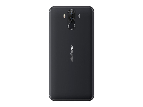 Smartfon Ulefone Power 3S 64GB Black UF-P3S/BK GPS LTE WiFi DualSIM 64GB Android 7.1 kolor czarny