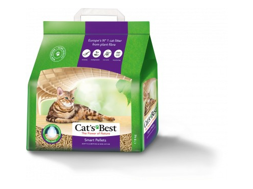 "Żwirek dla kota Cat""s Best Smart Pellet 10L"
