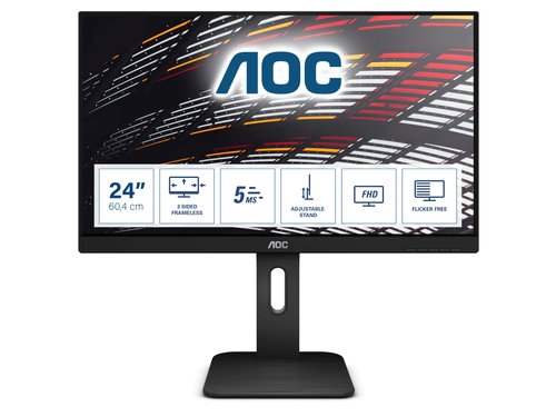 "MONITOR AOC LED 23,8"" 24P1"