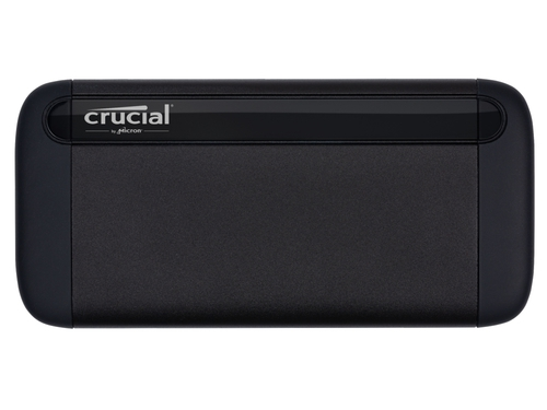 SSD Crucial Portable X8 500 GB USB 3.1 Black - CT500X8SSD9