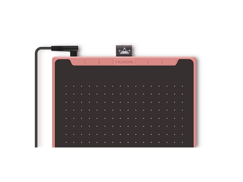 Tablet graficzny Huion RTS-300 Pink - RTS-300-P
