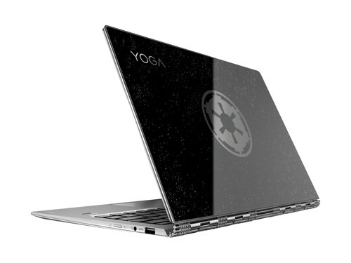 "2w1 Lenovo STAR WARS SPECIAL EDITION GALACTIC EMPIRE Yoga 910 2-IN-1 80VG004BUS Core i7-7500U 13,9"" 8GB SSD 256GB Intel HD Win10 Repack/Przepakowany"
