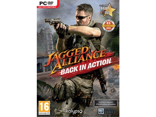 Jagged Alliance Back in Action - K00421