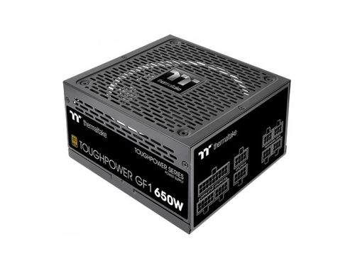 THERMALTAKE PSU GF1 650W MODULAR 80+GOLD - PS-TPD-0650FNFAGE-1