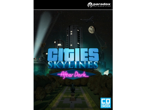 Cities: Skylines - After Dark - DLC After Dark - K00517