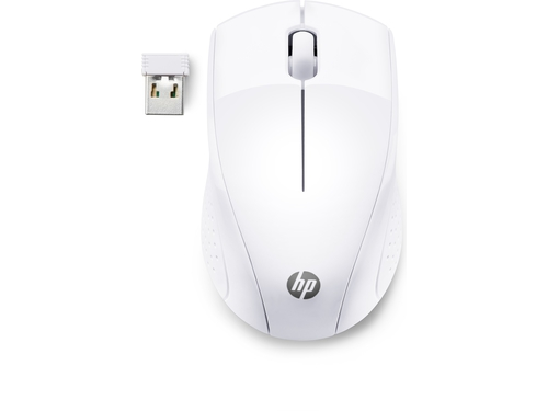 Mysz HP Wireless 220 SWhi - 7KX12AA