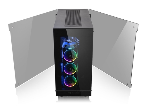 Obudowa Thermaltake View 91 RGB TG CA-1I9-00F1WN-00 Super Tower