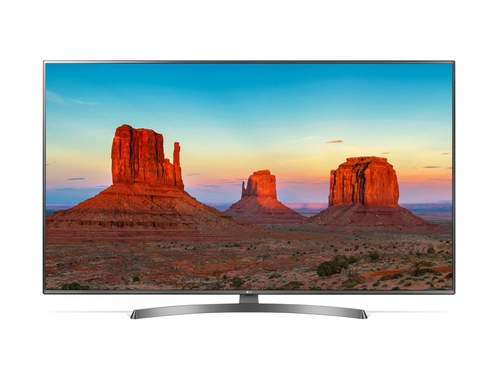 "LG 43"" LED 43UK6750 kolor szary"