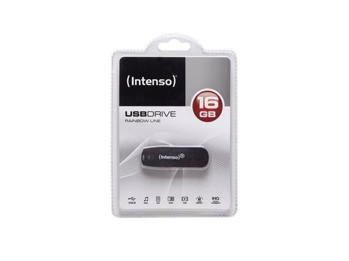 Pendrive INTENSO Rainbow Line 16GB USB 2.0 3502470