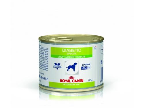 ROYAL CANIN Dog diabetic 410 g puszka
